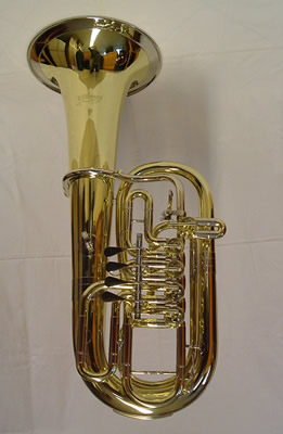 how to clean a euphonium