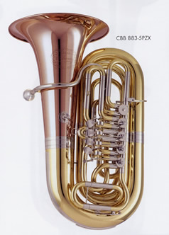 CC Tuba CCb 682-5MR